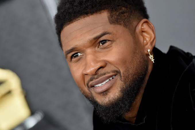 Usher picture
