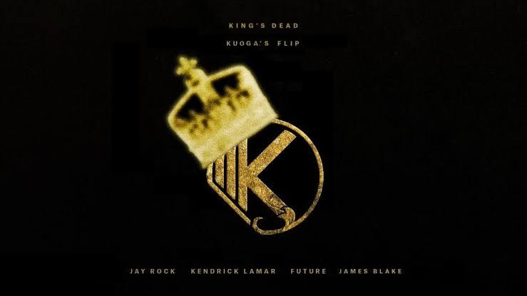 Jay Rock Kendrick Lamar Future James Blake Kings Dead  - MP3: Jay Rock, Kendrick Lamar, Future, James Blake - King's Dead