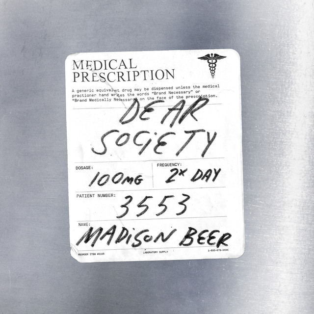 Madison Beer – Dear Society Mp3/Mp4