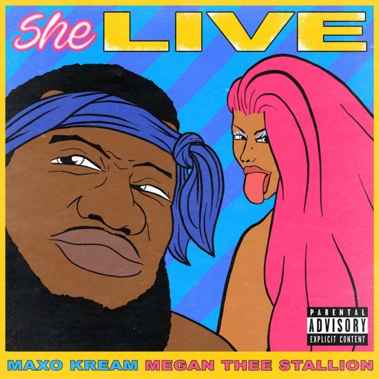 Maxo Kream -She Live ft Megan Thee Stallion Mp3/Mp4