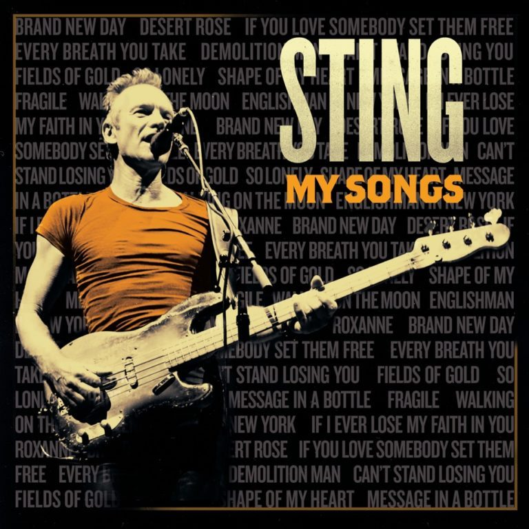 Sting - Desert Rose (My Songs version) Mp3/Mp4