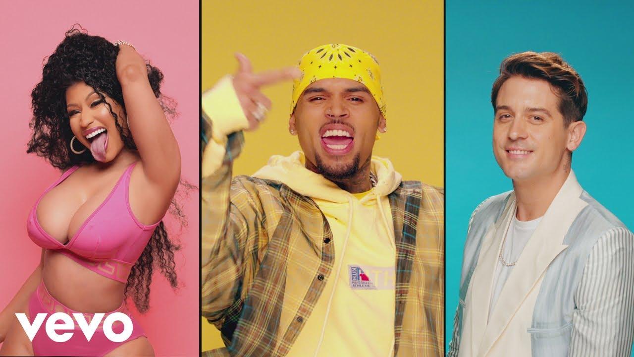 maxresdefault 46 - VIDEO: Chris Brown - Wobble Up ft. Nicki Minaj & G-Eazy