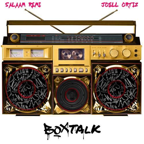 EP: Joell Ortiz & Salaam Remi -  BoxTalk