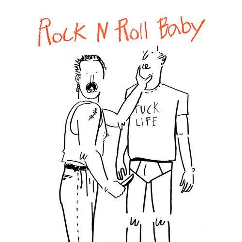 Single Bassagong – RockRoll Baby  - MP3: Bassagong – Rock&Roll Baby