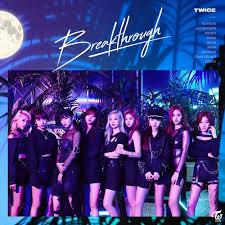 TWICE – Breakthrough  - MP3: TWICE – Breakthrough