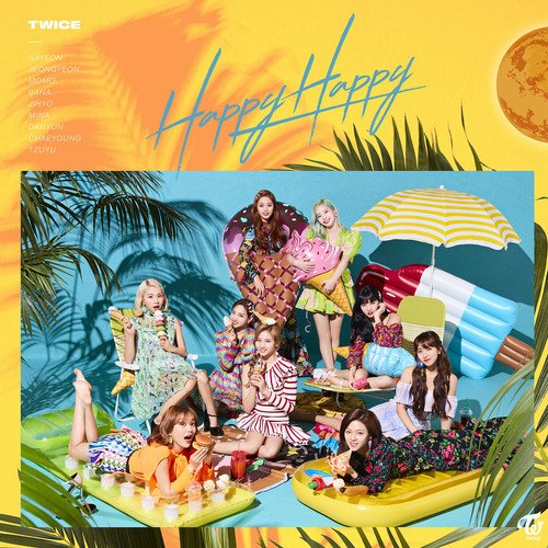 TWICE – Happy Happy