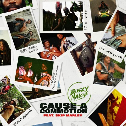 MP3: Bugzy Malone - Cause A Commotion Ft. Skip Marley