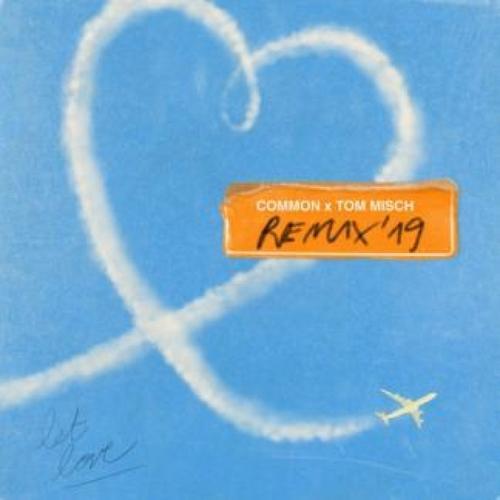 MP3: Common & Tom Misch - My Fancy Free Future Love (Tom Misch Remix)
