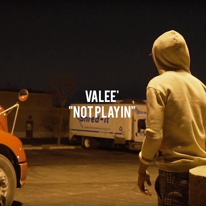 MP3: Valee - Not Playin