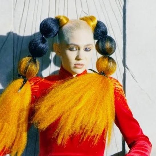 MP3: Grimes - Delete Forever