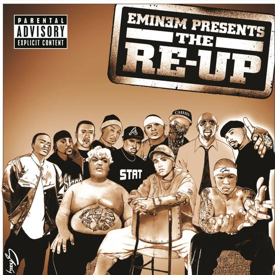 MP3: Eminem - You Don't Know Ft. Lloyd Banks, 50 Cent & Cashis