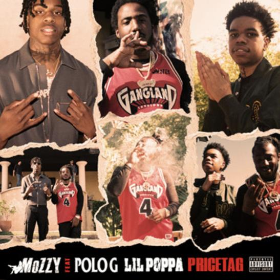 MP3: Mozzy - Pricetag Ft. Polo G & Lil Poppa