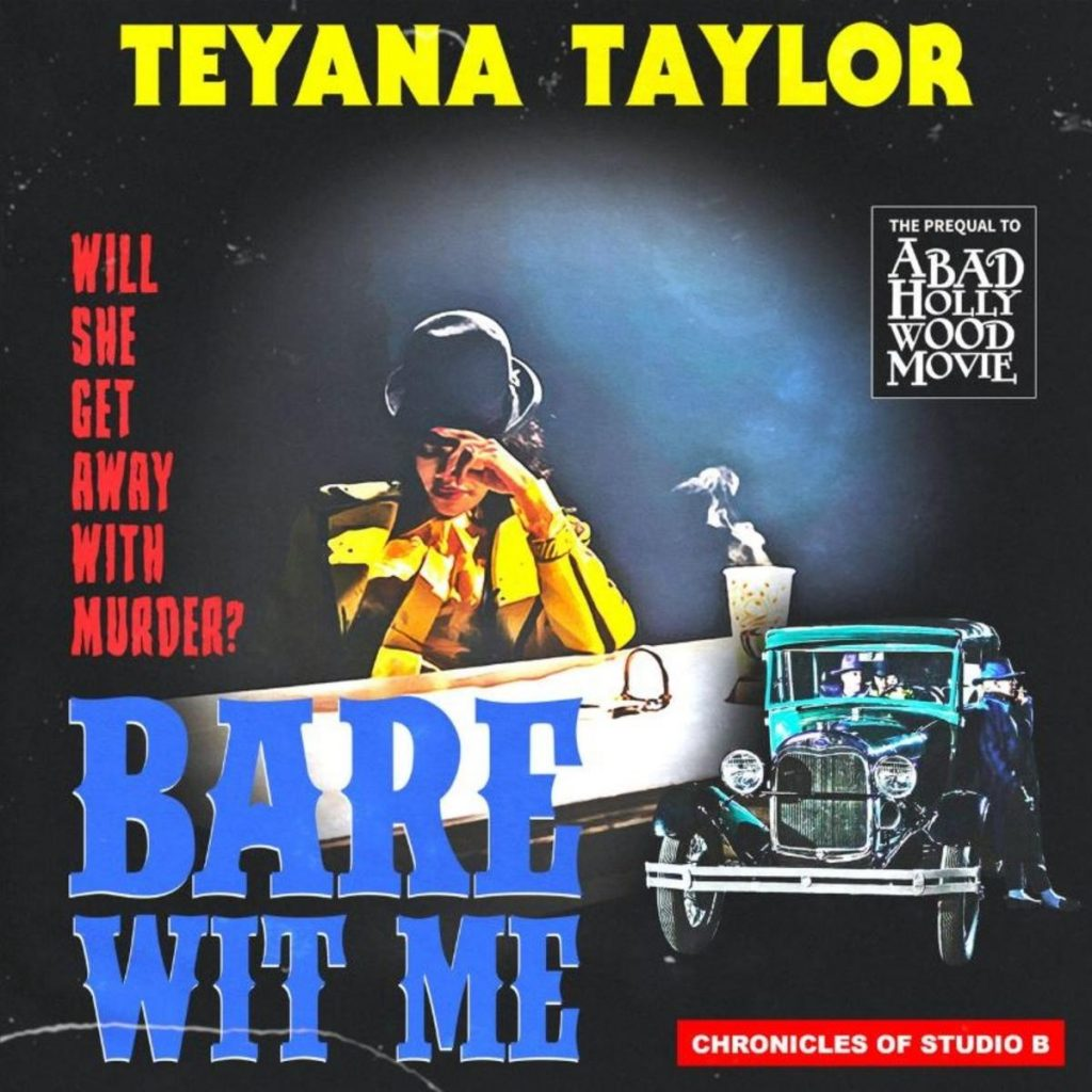 MP3: Teyana Taylor - Bare Wit Me