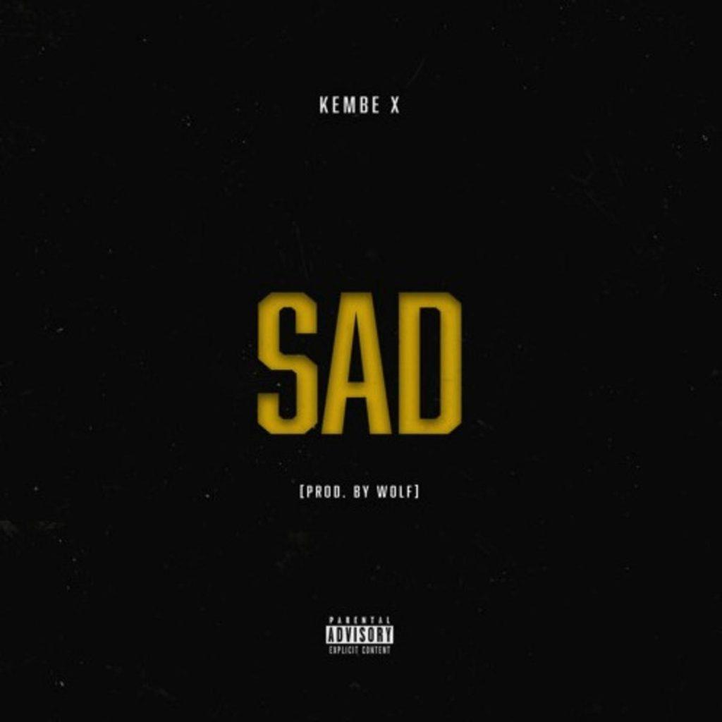 MP3: Kembe X - Sad