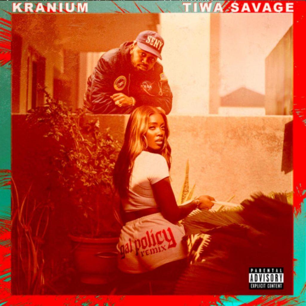 MP3: Kranium - Gal Policy (Remix) Ft. Tiwa Savage