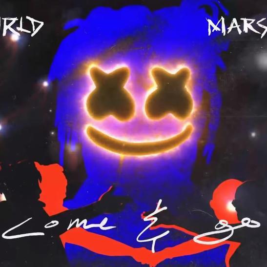 MP3: Juice WRLD - Come & Go Ft. Marshmello