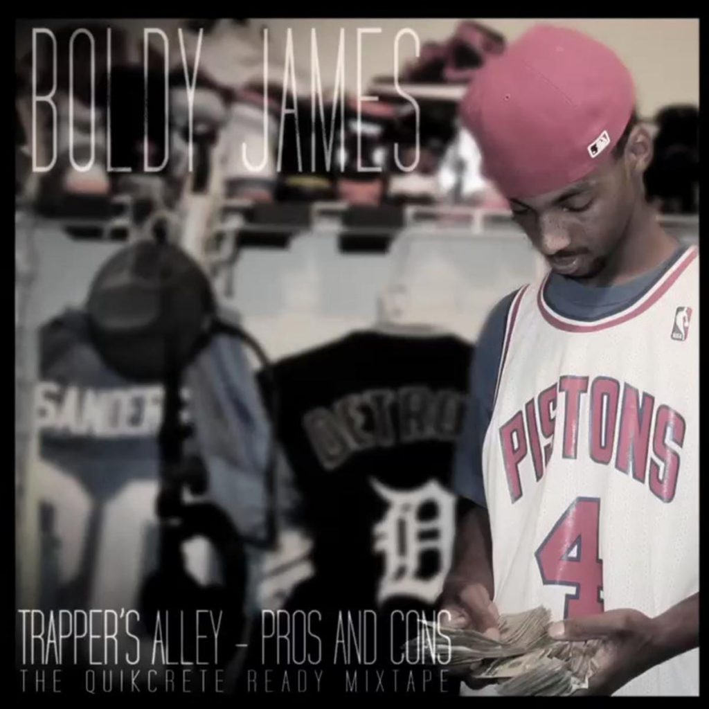 MP3: Boldy James - Home Invasion