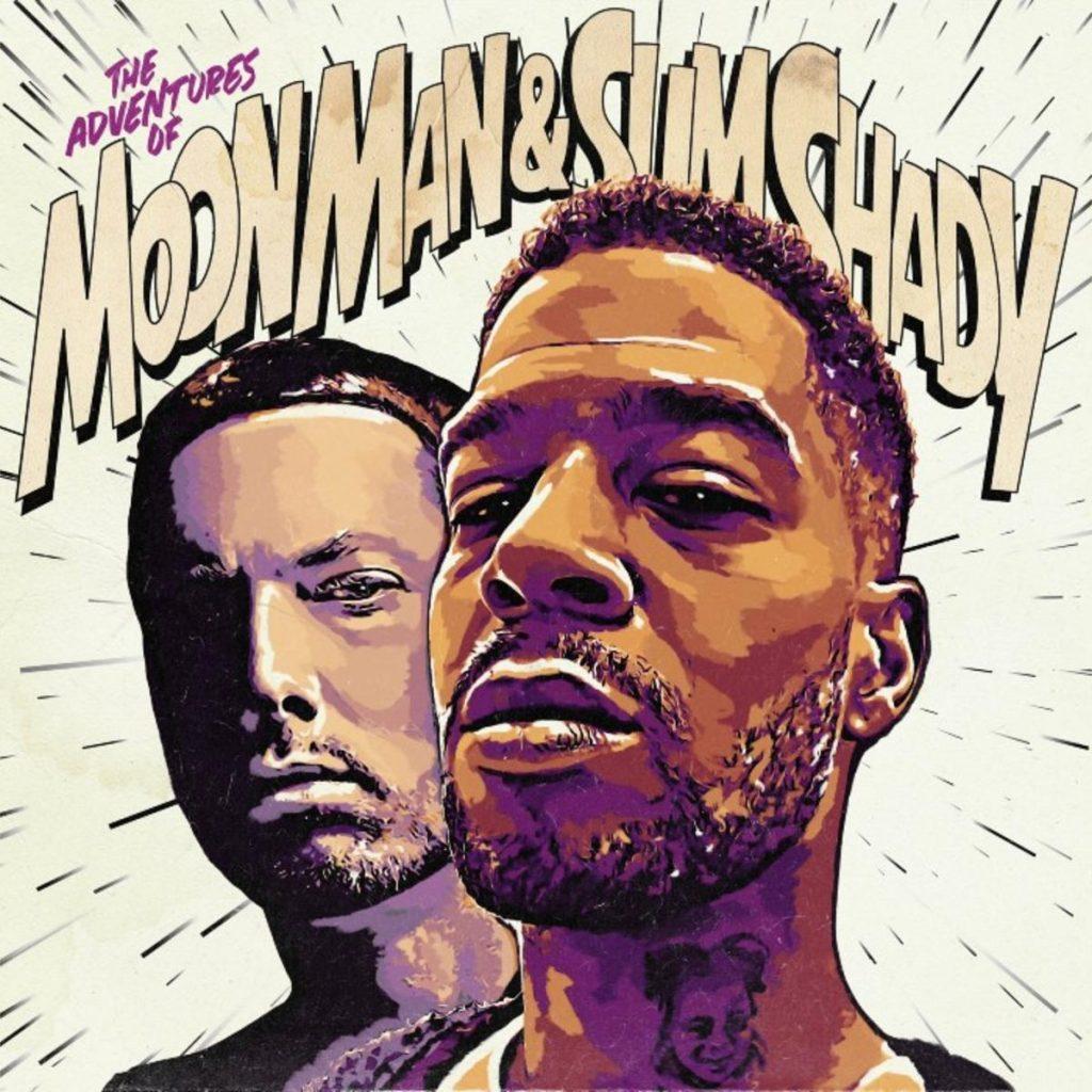 MP3: Kid Cudi & Eminem - The Adventures Of Moon Man & Slim Shady