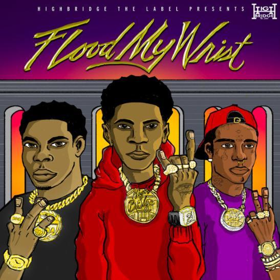 MP3: A Boogie Wit Da Hoodie & Don Q - Flood My Wrist Ft. Lil Uzi Vert