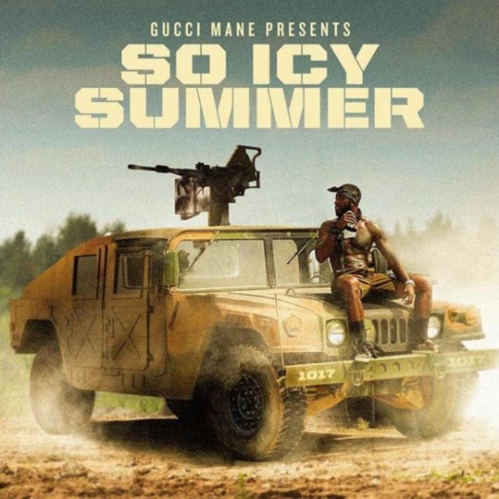 MP3: Gucci Mane - Rain Shower Ft. Young Thug