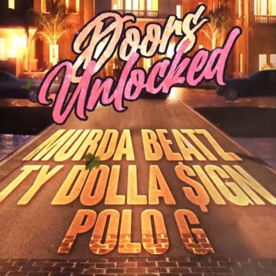 MP3: Murda Beatz - Doors Unlocked Ft. Ty Dolla $ign & Polo G