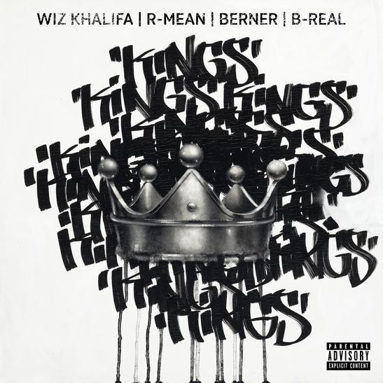 MP3: R-Mean, Berner & B-Real - Kings Ft. Wiz Khalifa