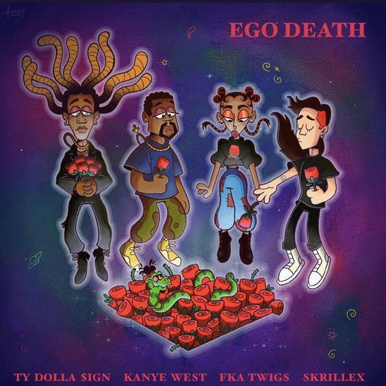 MP3: Ty Dolla $ign - Ego Death Ft. Kanye West, FKA Twigs & Skrillex