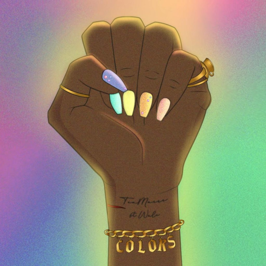 MP3: TeaMarrr - Colors Ft. Wale