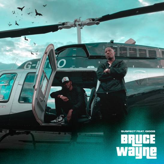 MP3: Suspect – Bruce Wayne Ft. Giggs Mp3 Download