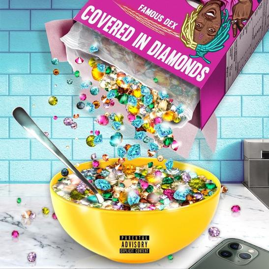 MP3: Famous Dex - Covered in Diamonds