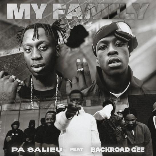 MP3: PA Salieu - My Family Ft. BackRoad Gee