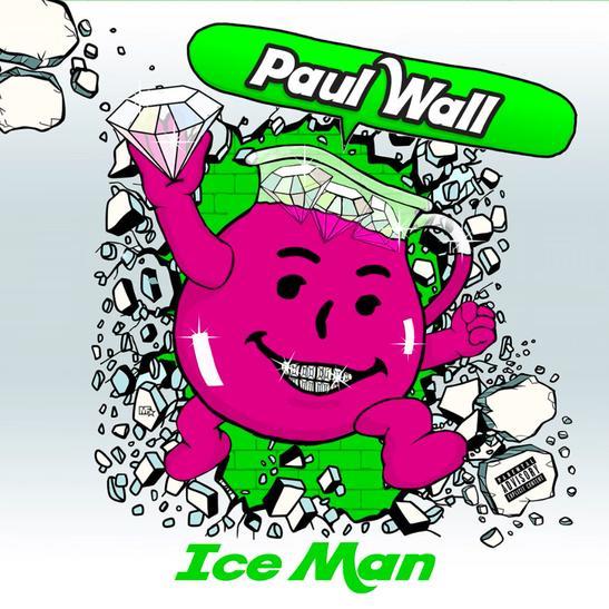 MP3: Paul Wall - Ice Man