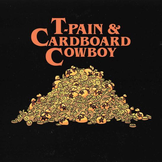 MP3: T-Pain - Nooks Bells Ft. Cardboard Cowboy & Jayteehazard