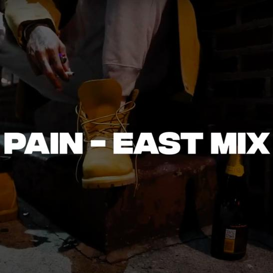 MP3: Dave East - Pain (EastMix)
