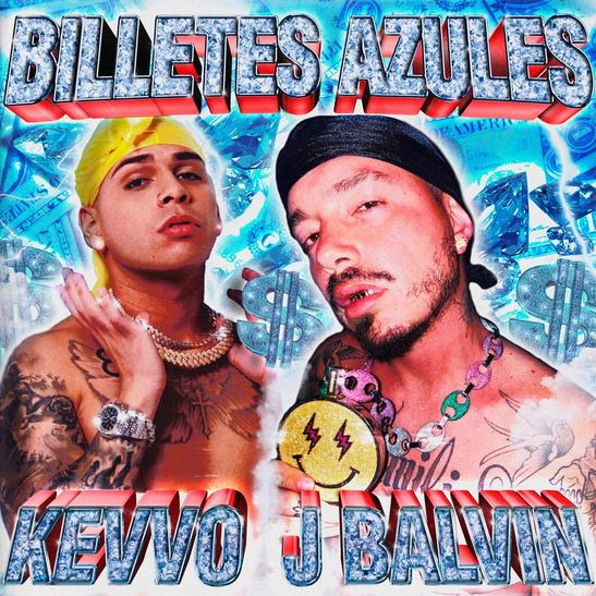 MP3: Kevvo & J Balvin - Billetes Azules