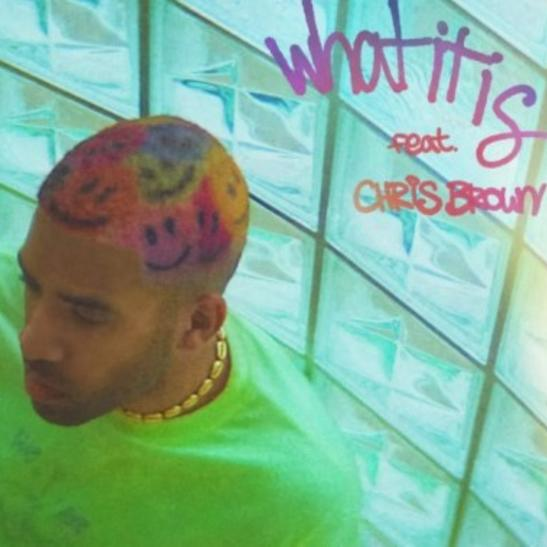 MP3: Kyle - What It Is (Remix) Ft. Chris Brown