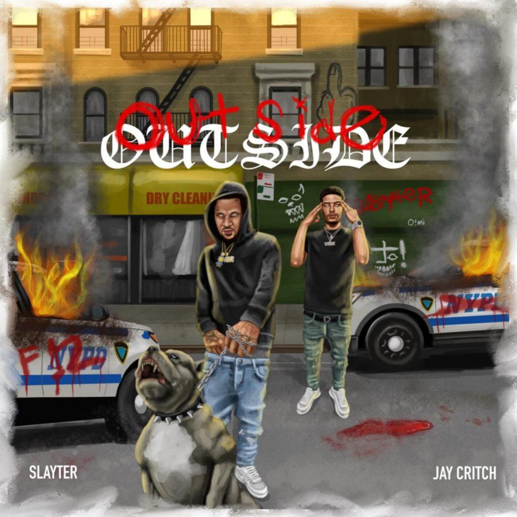 MP3: Slayter - Outside Ft. Jay Critch