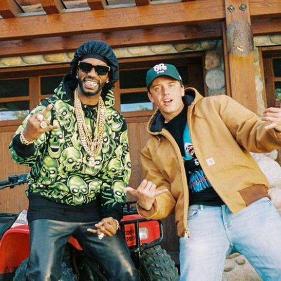 MP3: Juicy J - 1995 Ft. Logic