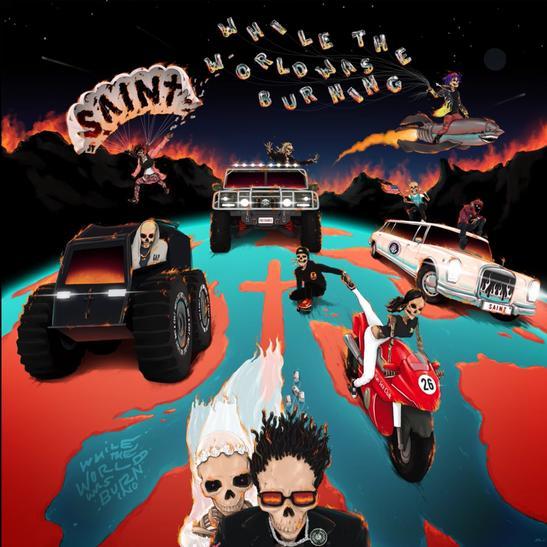 MP3: SAINt JHN - Smack DVD Ft. Kanye West