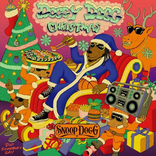 MP3: Snoop Dogg -  Doggy Dogg Christmas