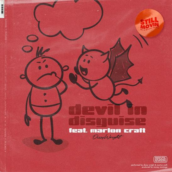 MP3: Dizzy Wright - Devil In Disguise Ft. Marlon Craft