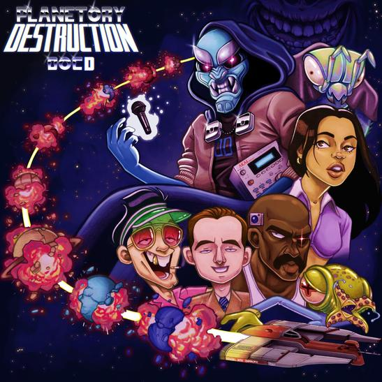 MP3: Doctor Destruction  - Bounty Law Ft. Ghostface Killah & Del The Funky Homosapien