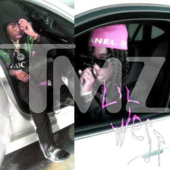 MP3: Lil West - TMZ!