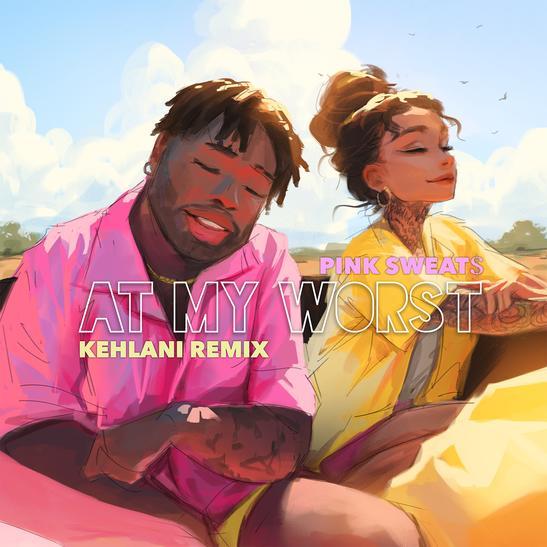 MP3: Pink Sweat$ - At My Worst Ft. Kehlani