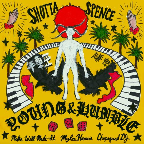 MP3: Shotta Spence - Young & Humble