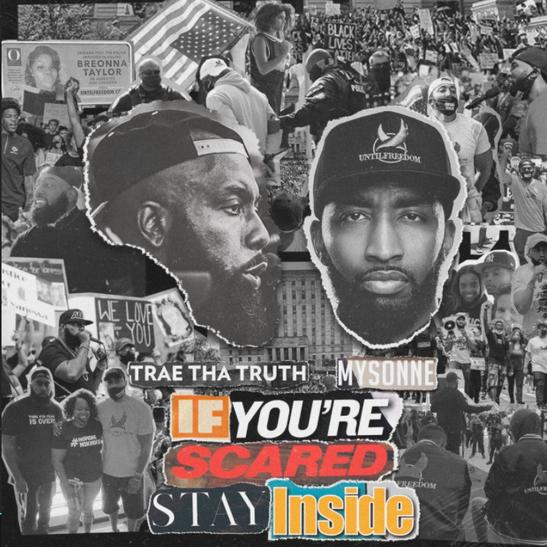 MP3: Trae Tha Truth & Mysonne - You Know How We Coming