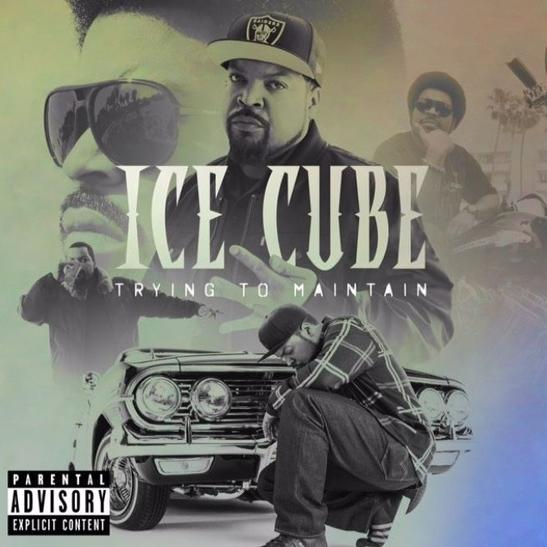 MP3: Ice Cube - Trying To Maintain