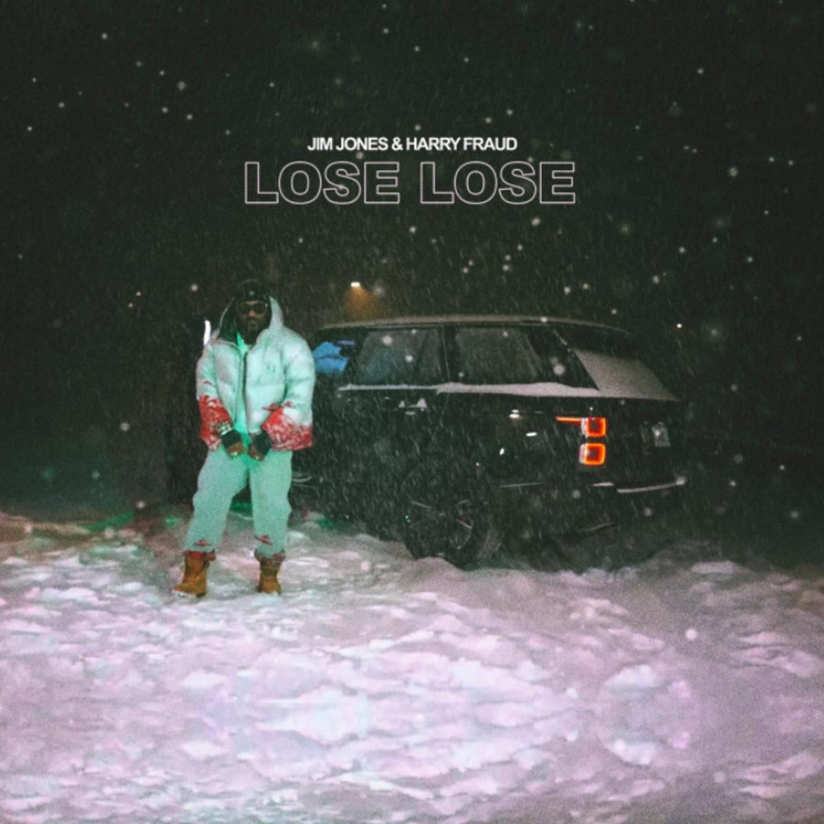 MP3: Jim Jones & Harry Fraud - Lose Lose