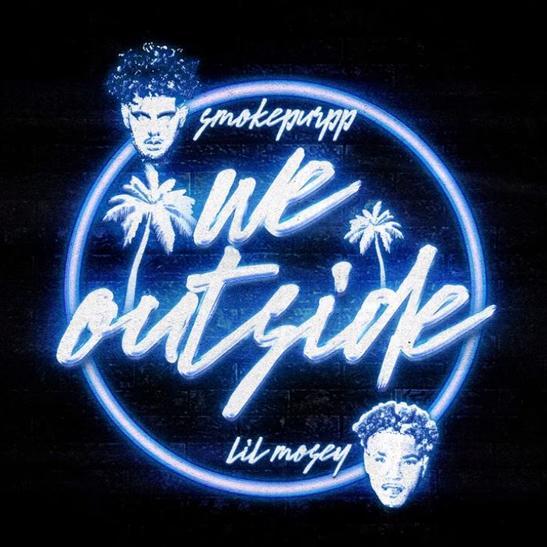 MP3: Smokepurpp - We Outside Ft. Lil Mosey