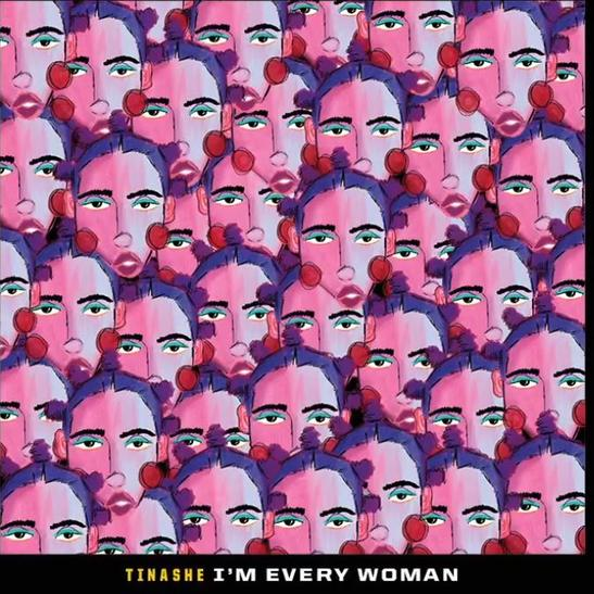 MP3: Tinashe - I'm Every Woman